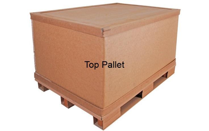 Pallet Pallet Box